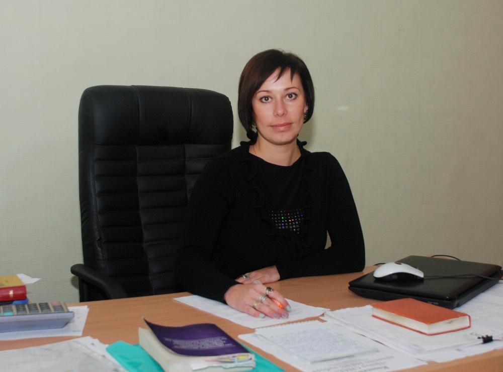Лук'янчикова Олена Василівна