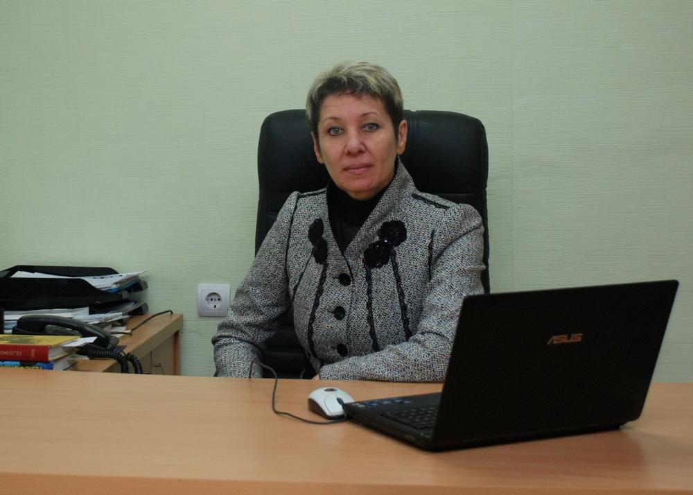 Луханіна Галина Павлівна