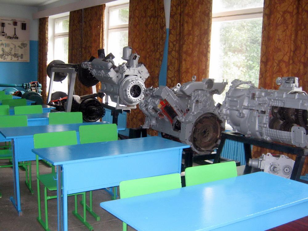 каб.12 Трактори та автомобілі 2