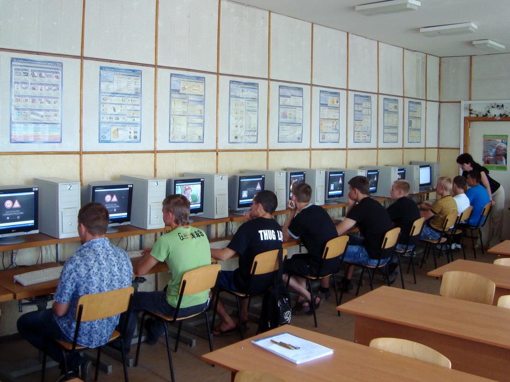 каб.32 Інформатика та інформаційні технологіі