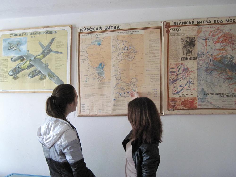До 70-річчя звільнення України від німецько-фашистських загарбників 02